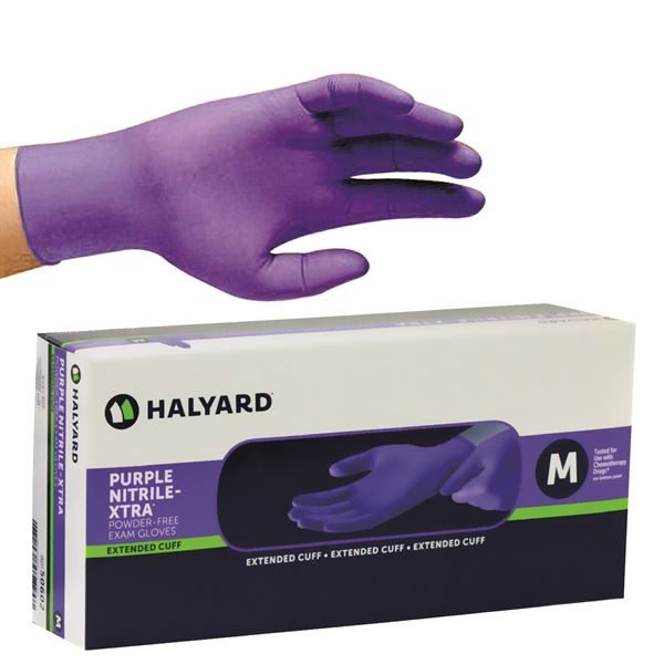 Halyard Health Nitrile Gloves