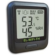 Wifi Data Logger for humidity and temperature