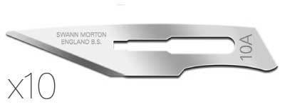 Swann Morton Scalpel blade 10a