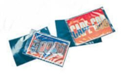 postcard protection sleeve